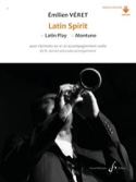Latin Spirit Emilien Véret Partition Clarinette - laflutedepan.com