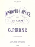 Impromptu-Caprice Opus 9 Ter Gabriel Pierné Partition laflutedepan.com