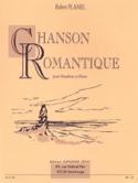Chanson romantique - Robert Planel - Partition - laflutedepan.com