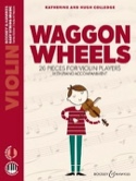 Waggon Wheels - Violon Katherine & Hugue Colledge laflutedepan.com