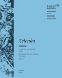 Requiem, ZWV 46 Jan Dismas Zelenka Partition laflutedepan.com