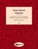 Fantazias Henry Purcell Partition Guitare - laflutedepan.com