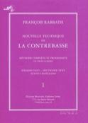 Nouvelle technique de contrebasse, Volume 1 laflutedepan.com