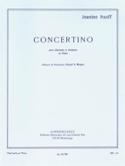 Concertino op. 15 Jeanine Rueff Partition laflutedepan.com