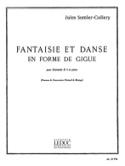 Fantaisie et danse en forme de gigue laflutedepan.com
