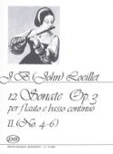 Sonates op. 3 - Vol. 2 laflutedepan.com