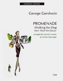 Promenade - Clarinette et Piano George Gershwin laflutedepan.com