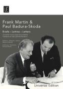 Lettres Frank / Badura-Skoda Paul Martin Livre laflutedepan.com