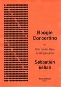 Boogie concertino Sebastien BELIAH Partition laflutedepan.com