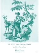Le Petit Chevrier Corse - Henri Tomasi - Partition - laflutedepan.com