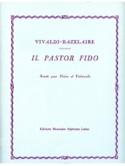 Il Pastor Fido op. 13 VIVALDI Partition Duos - laflutedepan.com