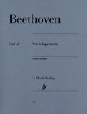Quintettes à cordes BEETHOVEN Partition Quintettes - laflutedepan.com