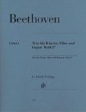 Trio avec flûte en Sol majeur WoO 37 pour piano, flûte et basson laflutedepan.com