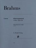 Quatuor avec piano en La majeur op. 26 BRAHMS laflutedepan.com