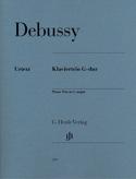 Trio avec piano en Sol majeur - Claude Debussy - laflutedepan.com