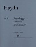 Concerto pour violoncelle en Ut majeur Hob. VIIb:1 laflutedepan.com