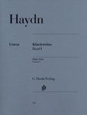 Trios avec piano, volume 1 - Joseph Haydn - laflutedepan.com