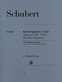 Quintette en La majeur op. posth. 114 D 667 La truite laflutedepan.com