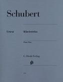 Trios avec piano SCHUBERT Partition Trios - laflutedepan.be