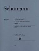 Fantasiestücke für Klavier und Klarinette (oder Violine oder Violoncello) - laflutedepan.com