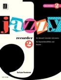 Jazzy Recorder 2 Brian Bonsor Partition laflutedepan.com