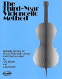 Third-year Violoncelle method laflutedepan.com