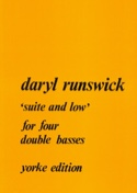 Suite and low - Daryl Runswick - Partition - laflutedepan.com
