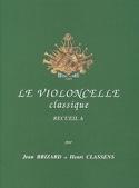 Le Violoncelle Classique Volume A - laflutedepan.com