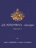 Le Hautbois Classique Volume A laflutedepan.com