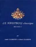 Le Hautbois Classique Volume C laflutedepan.com