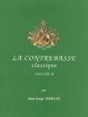 La Contrebasse Classique Volume B Jean-Loup Dehant laflutedepan.com