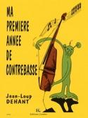 Ma 1ère Année de Contrebasse Jean-Loup Dehant laflutedepan.com