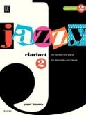 Jazzy Clarinet 2 Paul Harvey Partition Clarinette - laflutedepan.com