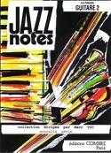 Jazz Notes Volume 2 - Guitare Eric Penicaud Partition laflutedepan.com