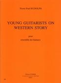 Young Guitarists On Western Story - Ensemble Guit. laflutedepan.com