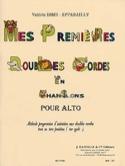 Mes premières Doubles Cordes en Chansons - Alto laflutedepan.com