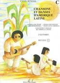 Chansons et danses d'Amérique latine - Recueil C laflutedepan.com
