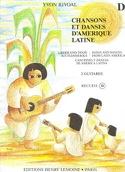 Chansons et danses d'Amérique latine - Recueil D laflutedepan.com