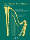 Les Plaisirs de la Harpe Volume 1 - Partition - laflutedepan.com