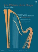 Les Plaisirs de la Harpe Volume 2 - Partition - laflutedepan.com