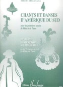 Chants et Danses d'Amérique du Sud – Flûte piano laflutedepan.com