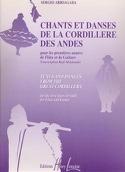 Chants et danses de la Cordillère des Andes – Flûte Guitare - laflutedepan.com