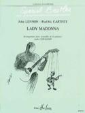 Lady Madonna - 6 Guitares - The Beatles - Partition - laflutedepan.com