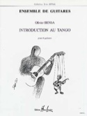 Introduction au Tango - 6 Guitares Olivier Bensa laflutedepan.com