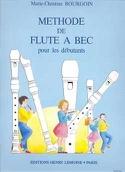 Méthode de flûte à bec soprano laflutedepan.com