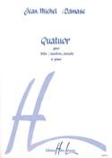 Quatuor -Flûte, hautbois, clarinette et piano laflutedepan.com