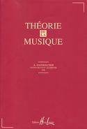 Théorie de la musique DANHAUSER Partition Théories - laflutedepan.be
