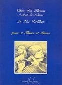Duo des fleurs Lakmé - 2 Flûtes et piano Léo Delibes laflutedepan.com