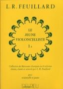 Le Jeune Violoncelliste Volume 1 A - FEUILLARD - laflutedepan.com
