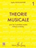 Théorie Musicale - Sophie Jouve-Ganvert - Partition - laflutedepan.com